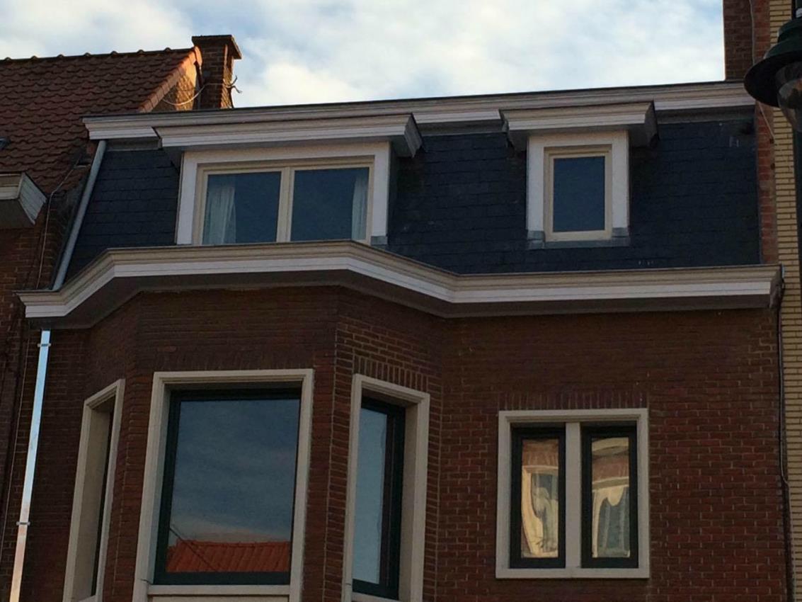 Zinguerie toiture