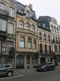 Bardage en Cèdre à Ixelles