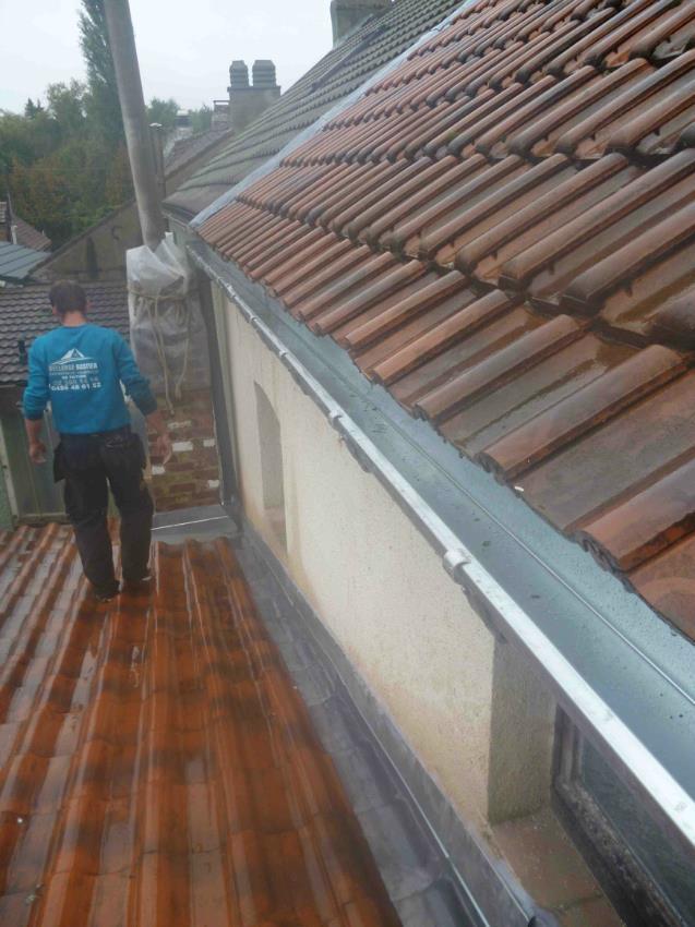 Zinguerie toiture - Gouttières